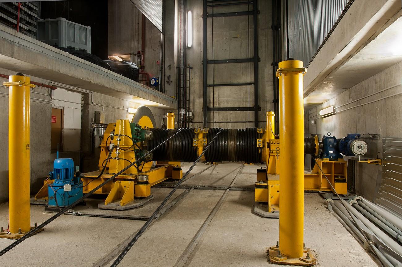 maintenance équipements de levage, entretien ascenseurs