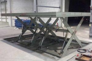 entretien table élévatrice hydraulique
