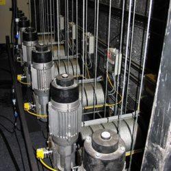 maintenance sécuritaire, équipement scénique