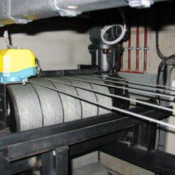 entretien et maintenance machinerie scénique