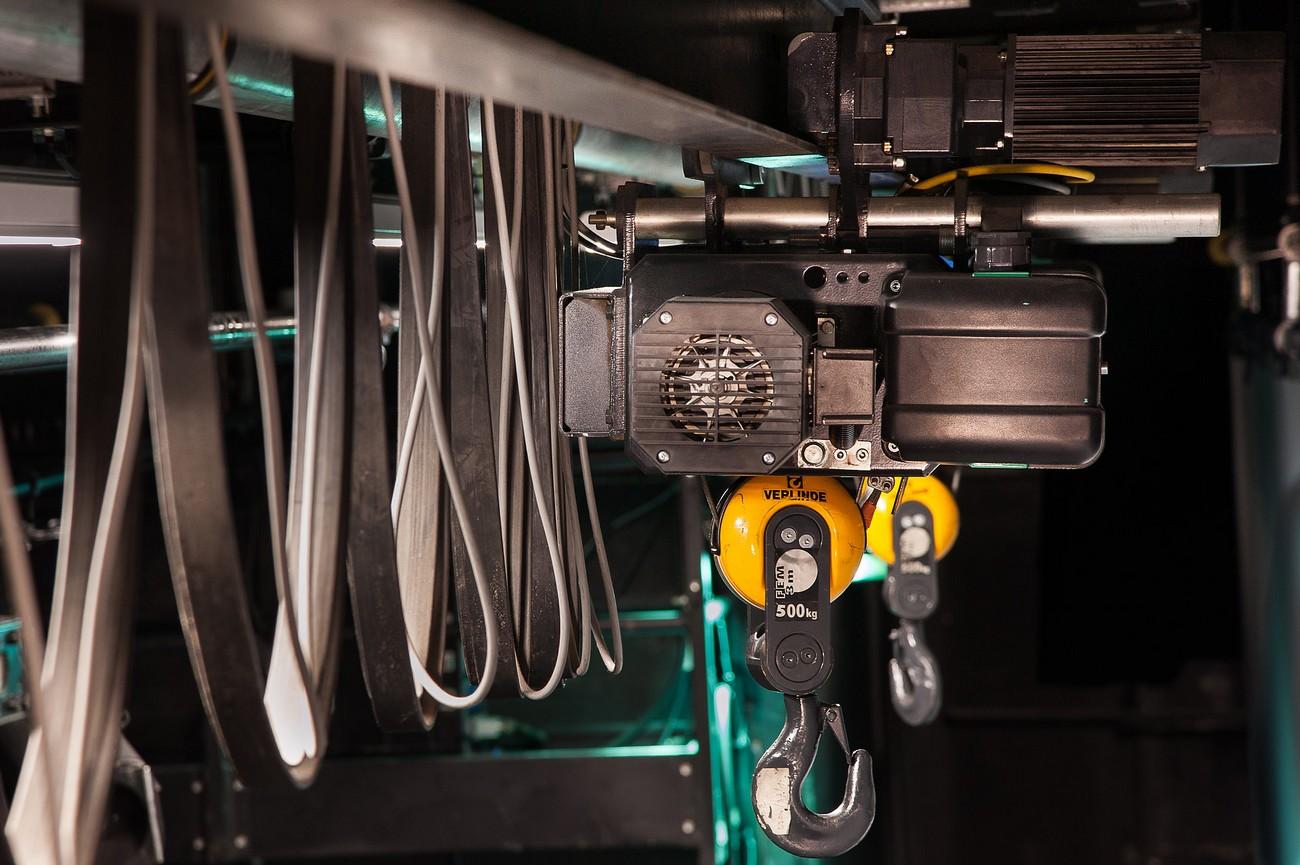 maintenance levage, entretien treuil