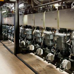 entretien machinerie scénique